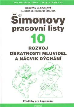 Obálka titulu Šimonovy pracovní listy 10