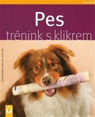 Pes - trénink s klikrem