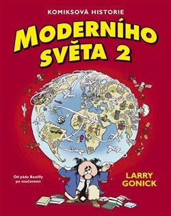 Obálka titulu Komiksová historie moderního světa 2.