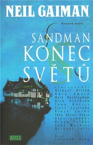 Konec světů:Sandman 9 - Neil Gaiman, | Booksquad.ink