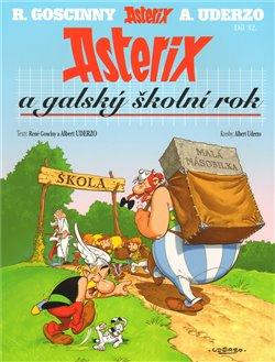 Obálka titulu Asterix, (32.) a galský školní rok