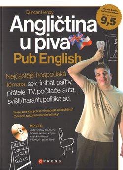 Obálka titulu Angličtina u piva - Pub English