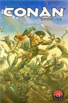 Obálka titulu Conan (Kniha 04)