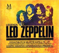 Obálka titulu Led Zeppelin