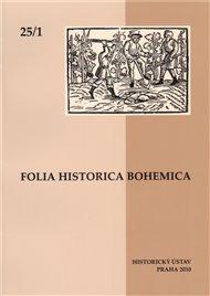 Folia Historica Bohemica 25/1