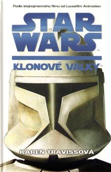 Obálka titulu Klonové války