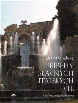 Obálka titulu Příběhy slavných italských vil