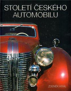Obálka titulu Století českého automobilu