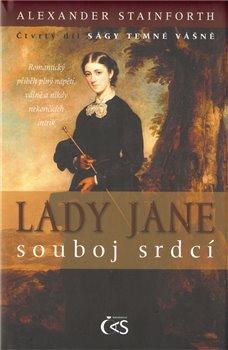 Obálka titulu Lady Jane - souboj srdcí