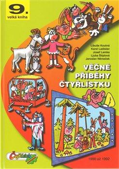 Obálka titulu Věčné příběhy Čtyřlístku
