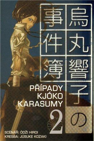 Případy Kjóko Karasumy 2 - Ódži Hiroi, | Booksquad.ink