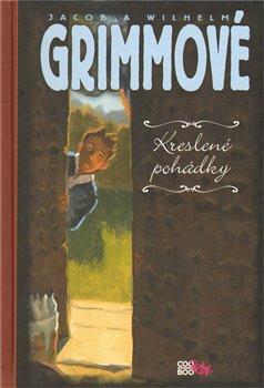 Obálka titulu Kreslené pohádky bratří Grimmů