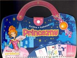 Princezny - Knížka v kabelce