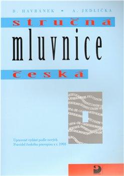 Výsledek obrázku pro stručná mluvnice česká