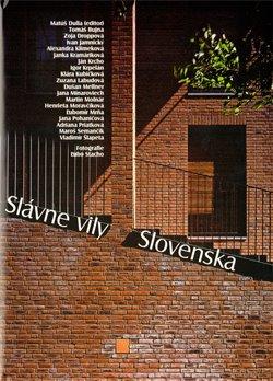 Obálka titulu Slávne vily Slovenska