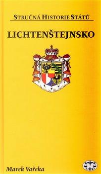 Obálka titulu Lichtenštejnsko