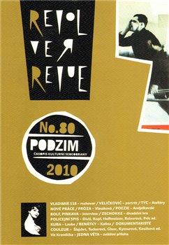 Obálka titulu Revolver Revue 80