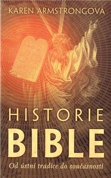 Obálka titulu Historie Bible