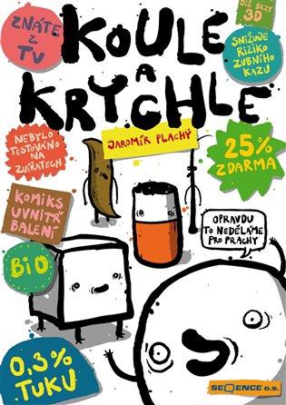 Koule a Krychle - Jaromír Plachý   Booksquad.ink