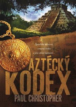 Obálka titulu Aztécký kodex