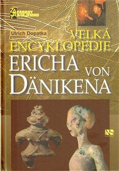 Obálka titulu Velká encyklopedie Ericha von Dänikena