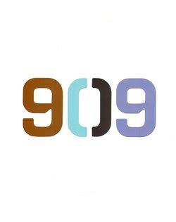 Obálka titulu Umění přelomu tisíciletí 909