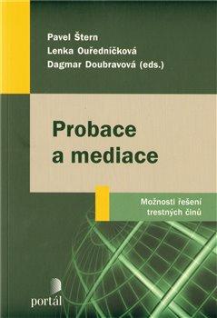 Obálka titulu Probace a mediace