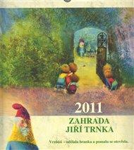 Nástěnný kalendář Zahrada 2011