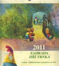 Obálka titulu Nástěnný kalendář Zahrada 2011