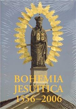 Obálka titulu Bohemia Jesuitica 1556-2006
