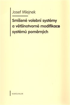 Obálka titulu Smíšené volební systémy