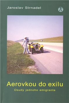 Obálka titulu Aerovkou do exilu