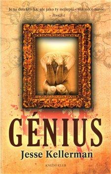 Obálka titulu Génius