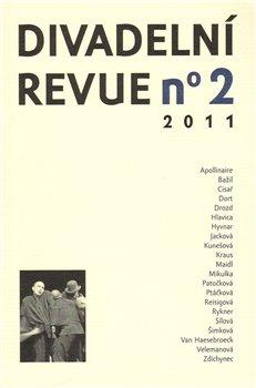 Obálka titulu Divadelní revue 2010/2