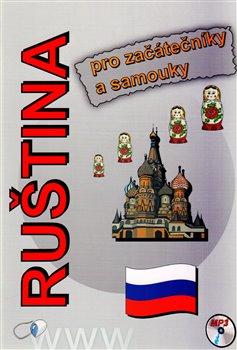 Obálka titulu Ruština pro začátečníky a samouky + CD