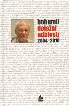 Obálka titulu Události 2004 – 2010