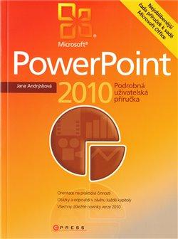 Obálka titulu Microsoft PowerPoint 2010