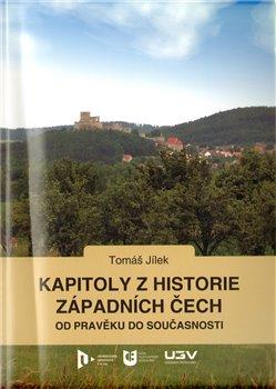 Obálka titulu Kapitoly z historie západních Čech