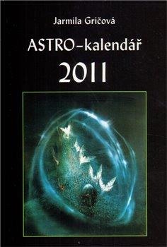 Obálka titulu Astro-kalendář 2011