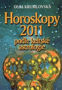 Obálka titulu Horoskopy 2011 podle keltské astrologie