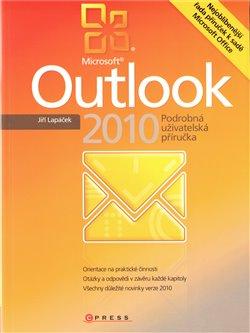 Obálka titulu Microsoft Outlook 2010