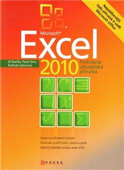 Obálka titulu Microsoft Excel 2010