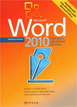 Obálka titulu Microsoft Word 2010