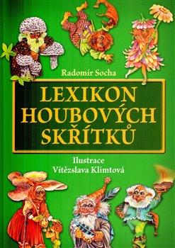 Obálka titulu Lexikon houbových skřítků