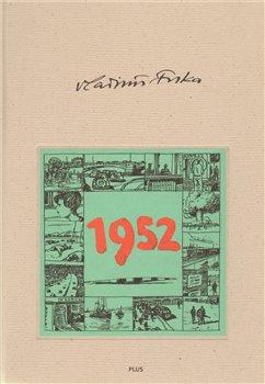 Obálka titulu Deník 1952