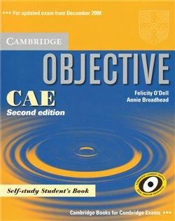 Obálka titulu Objective CAE - 2nd edition - Student´s Book self study
