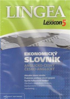 Obálka titulu Anglický ekonomický slovník