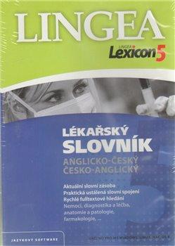 Obálka titulu Anglický lékařský slovník