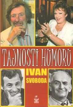 Obálka titulu Tajnosti humoru