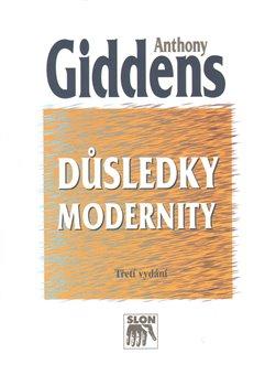 Obálka titulu Důsledky modernity